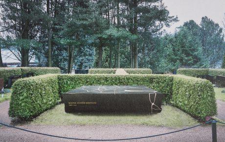 Presidentti Koiviston hautamuistomerkki paljastetaan sunnuntaina