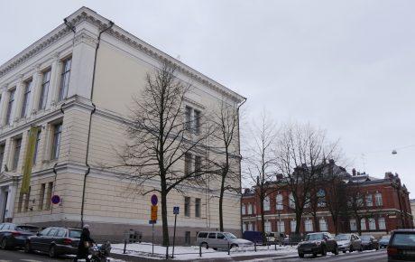 Uuden design- ja arkkitehtuurimuseokokonaisuuden toteuttamista selvitetään