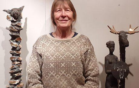 Pohjois-Savon taidepalkinto kuvanveistäjä Taru Mäntyselle