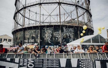 Festivaaleilla musiikki, kuvataide, elokuva ja arkkitehtuuri nivoutuvat yhteen