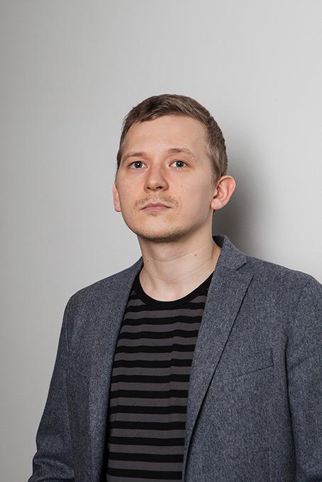 Anssi Pulkkinen. Kuva Pirje Mykkänen /Kansallisgallerian kuvapalvelu.