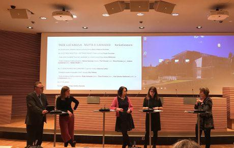 Kulttuuri ja luovat alat ovat Suomen suurimpia työllistäjiä – näin eri eduskuntapuolueet kasvattaisivat taiteen rahoitusta