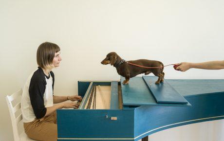 Elina Brotherus voitti valokuvakilpailun ja valloitti teoksillaan Pompidou-keskuksen