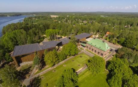 Serlachius-museot avaa oman bussilinjan Tampereelta Mänttä-Vilppulaan