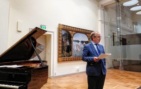 Suomen Pankin ovet aukeavat taiteelle toukokuun lopussa