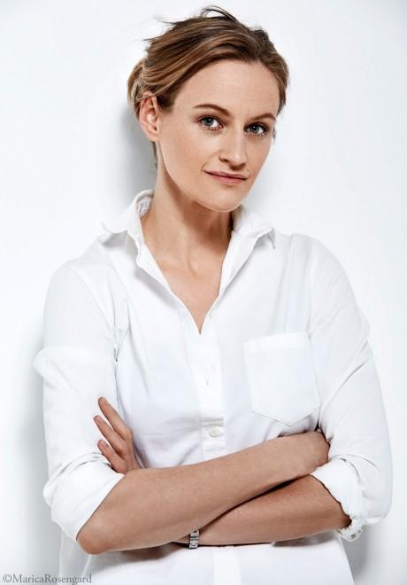 Kaarina Gould. Kuva Marica Rosengård.