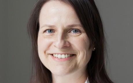 Kirsi Korhonen on Suomen Taiteilijaseuran uusi toiminnanjohtaja