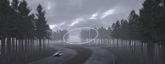 Havainnekuva Jonas Dahlbergin teoksesta