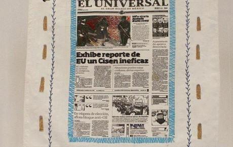 Meksikolaisen taiteilijan teos varastettiin gallerian seinältä Turussa