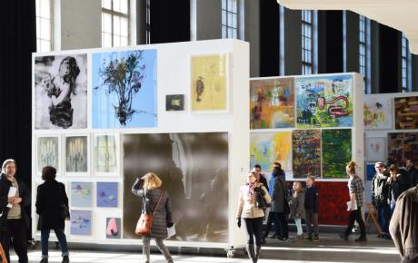 Taidemaalariliitto on tyytyväinen teosvälitykseensä