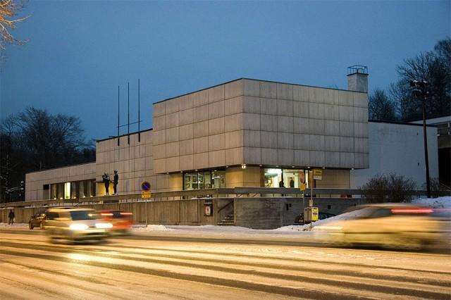 Yksi tukea saaneista valokuvataiteen... on turkulainen Valokuvakeskus Peri, joka sijaitsee Wäinö Aaltosen museon yhteydessä. Kuva: Valokuvakeskus Peri.