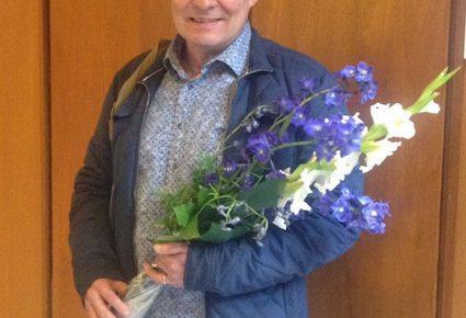 Pertti Kukkonen sai kuvanveistäjien Pro Sculptura -mitalin