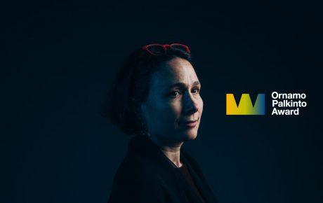 Lasitaiteilija Renata Jakowleff voitti tämän vuoden Ornamo-palkinnon