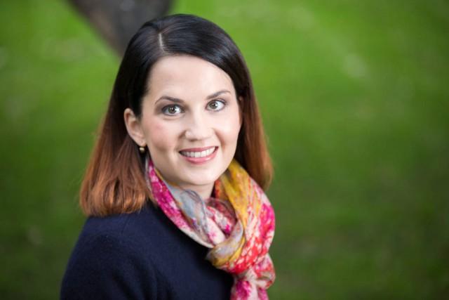 Opetus- ja kulttuuriministeri Sanni Grahn-Laasonen. Kuva: Laura Kotila, valtioneuvoston kanslia