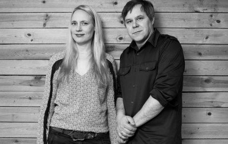 Tellervo Kalleinen ja Oliver Kochta-Kalleinen toteuttavat Lönnströmin taidemuseon seuraavan nykytaideprojektin