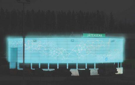 Taidetta Kujalaan -kilpailun voitti Anu Suhosen teos