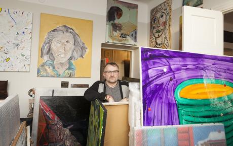 Keräilijä Seppo Fränti lahjoittaa kokoelmansa Kiasmalle
