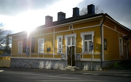 Kuopion VB-valokuvakeskus luopuu näyttelyvuokrista