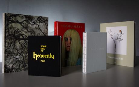 Viisi teosta ehdolla Vuoden valokuvataidekirja -palkinnon saajaksi