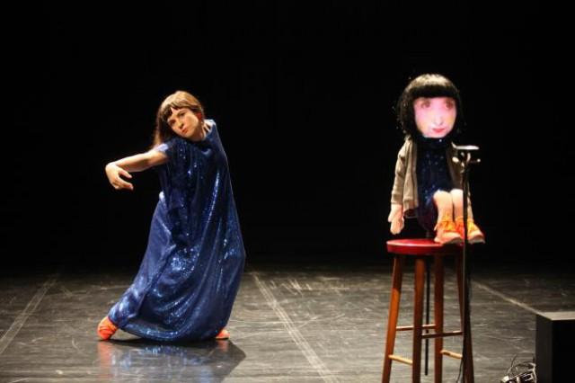 Anna Estarriola: Ventriloquized. Kuva: Antti Ahonen