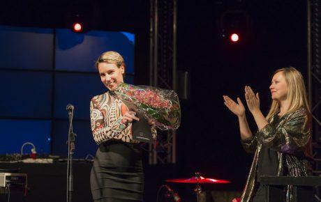 Terike Haapoja on ensimmäinen suomalainen ANTI-voittaja