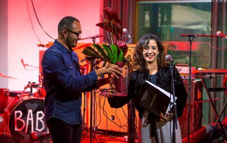 Tania El Khoury voitti ANTI-festivaalin live art -palkinnon