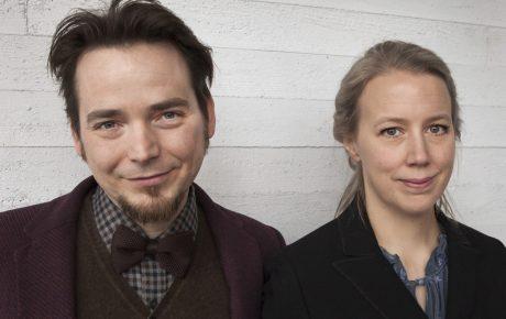 Kuvanveistäjät Pekka ja Teija Isorättyä saivat Lapin taidepalkinnon