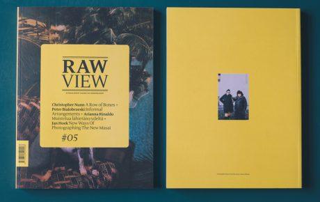 Valokuvalehti Raw View on vuoden laatulehti 2016