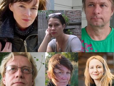 Suomen Taiteilijaseuran hallituksen varajäsenten esittely